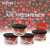 IKEDA Odor Eliminator Scents organic block Natural Air Freshener Eliminates Odor in Cars