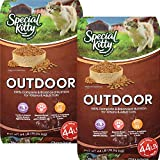 Special Kitty Outdoor 44 Lbs Bag of Dry Cat Food (Pack of 2) Larger Image
