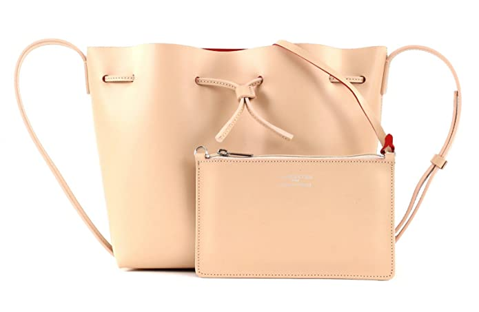 Pur Smooth Bucket Bag S Nude in Corail Lancaster sCNT40ajYu