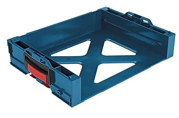 Interessant Bosch Professional 1600A001SB I-Boxx Active Ablage, Blau: Amazon  CN97
