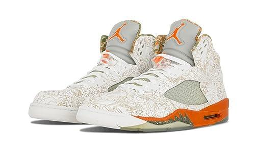 718df39b740d Nike AIR Jordan 5 RA  Laser  - 315749-131 - 10.5 -  Amazon.co.uk ...