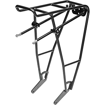Amazon.com: Blackburn Grid 1 Rear Rack: Sports & Outdoors