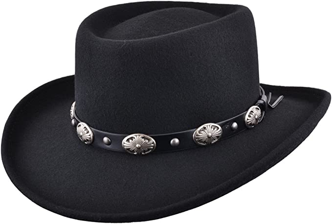 Uomo Cotswold Country Hats Cappello Fedora
