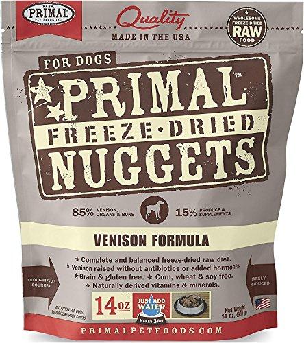 Primal Canine Venison Freeze Dried, 14 Oz