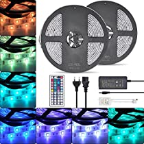 Striscia Led illuminazione Kit, 10M 600 Led 5050 SMD Striscia del LED, Impermeabile IP65 Flessibile Led Strips