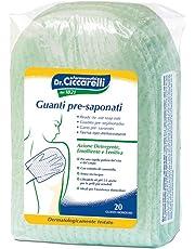 Dr. Ciccarelli Spugna Guanto Presaponato - Pacco da 20 Pezzi