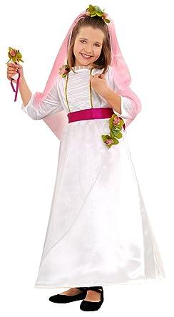 Disfraz de Novia para niñas de 10 a 12 años: Amazon.es: Juguetes y ...