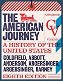 img - for American Journey, The, Combined Volume (8th Edition) book / textbook / text book