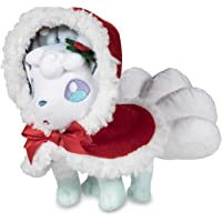 Pokemon Center Alola Vulpix Rokon Holiday Limited 2017 Plush Doll