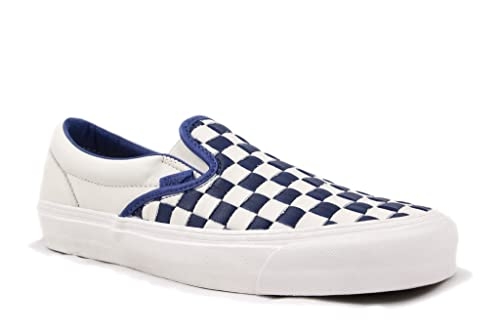 092a6dd38c Vans Vault OG Classic Slip On LX 50th Checkered Past Collection