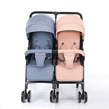 Amazon.com : MAGO Twin Baby Stroller Lightweight Folding ...