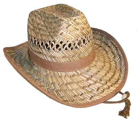 Amazon.com   12 Pcs (1 Dozen) Bulk Lot of Open Straw Zig Zag Cowboy Western  Hat with Vented Crown for Men and Women   Everything Else 6c3da8e95f6e