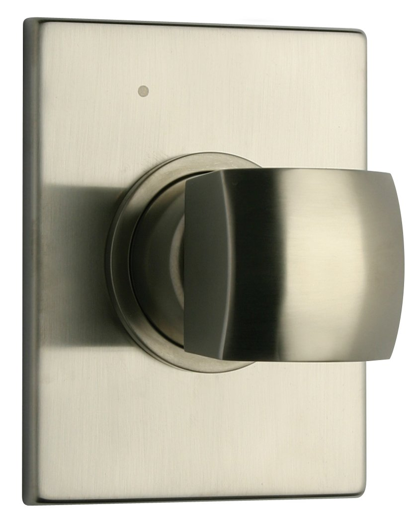 La Toscana 89PW400 Lady Shower Volume Control, Brushed Nickel