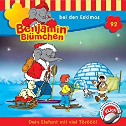 Benjamin bei den Eskimos (Benjamin Blümchen 92)