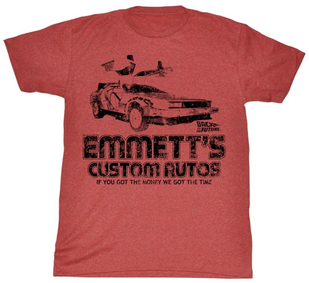 Back To The Future - Emmetts T-Shirt Size XL