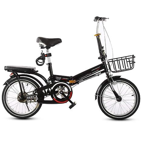 YUMEIGE Bicicletas Bicicleta Infantil para niños y niñas 16 de 20 ...