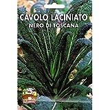 Vivai Le Georgiche Cavolo Laciniato Nero di Toscana (Semente)