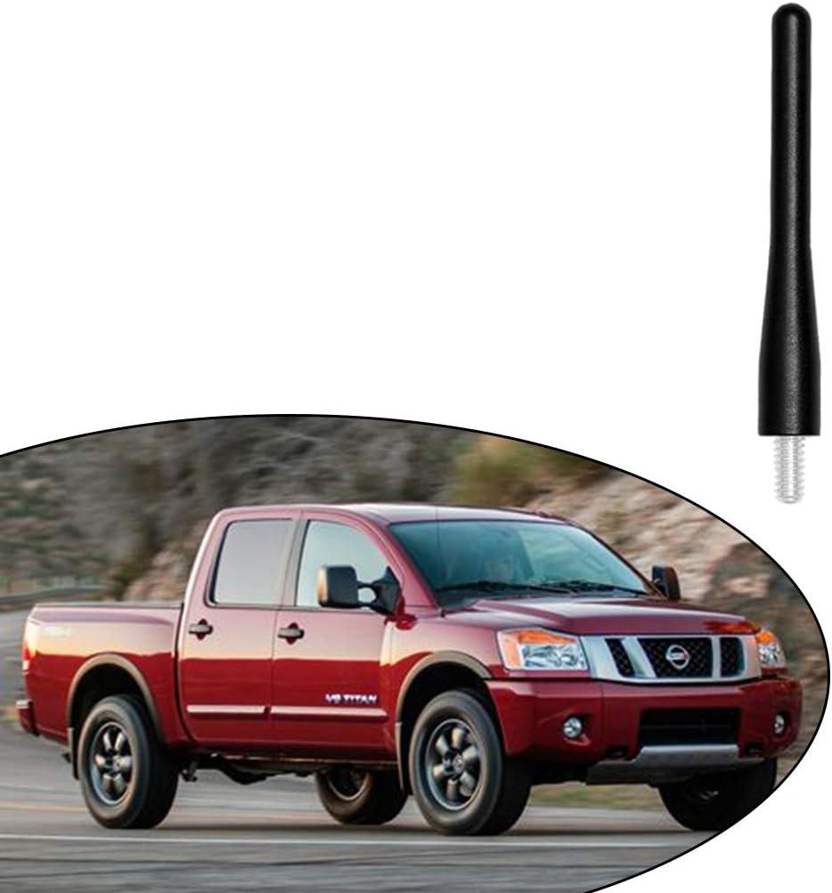 Antena de Aluminio de Repuesto para Nissan 1998-2019 Nissan Frontier, 2000 – 2015 Nissan Xterra, 2004 – 2019 Nissan Titan Truck Pickup