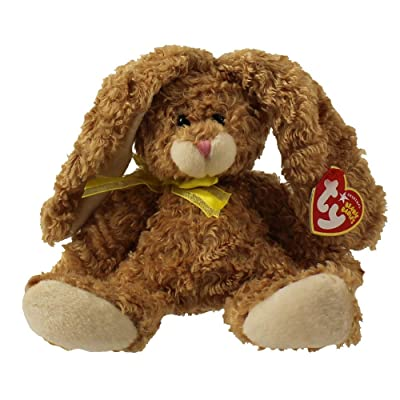 Ty Beanie Babies Harrison - Bunny: Toys & Games