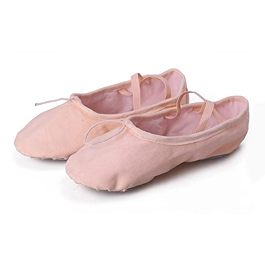 BESPORTBLE Zapatillas de Ballet para niñas niños Zapatillas ...