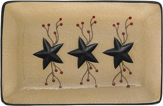 Star Vine Spoon Rest Park Design 307-698
