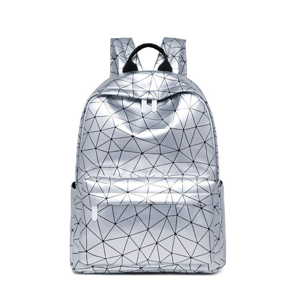 CBCAladies'fashion Taschen mit einfachen große kapazität und schrägen Schultertaschen,die silbernen silbernen silbernen B07PF5PSRG Kinderruckscke Angemessener Preis c41b28