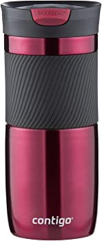 Contigo SnapSeal Byron Vacuum-Insulated 16Oz Travel Mug