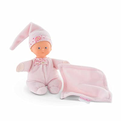 Corolle mon doudou Minirêve Cotton Flower Toy Baby Doll: Toys & Games