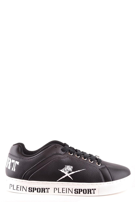Philipp Plein メンズ MSC0559STE006N02 ブラック 革 運動靴 B07DXJ4TLC