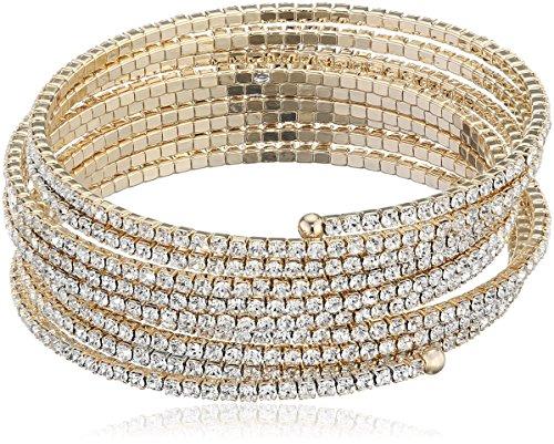Affaire love-bracelet femme-laiton Or - 2 85 20 2000