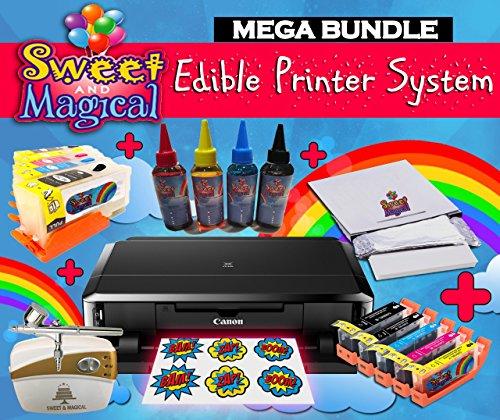 MEGA PRINTER EDIBLE BUNDLE by SWEET AND MAGICAL