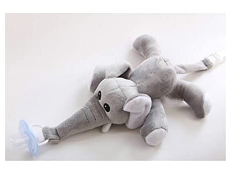 Esencial Juguete de peluche de elefante muñeca de los niños ...