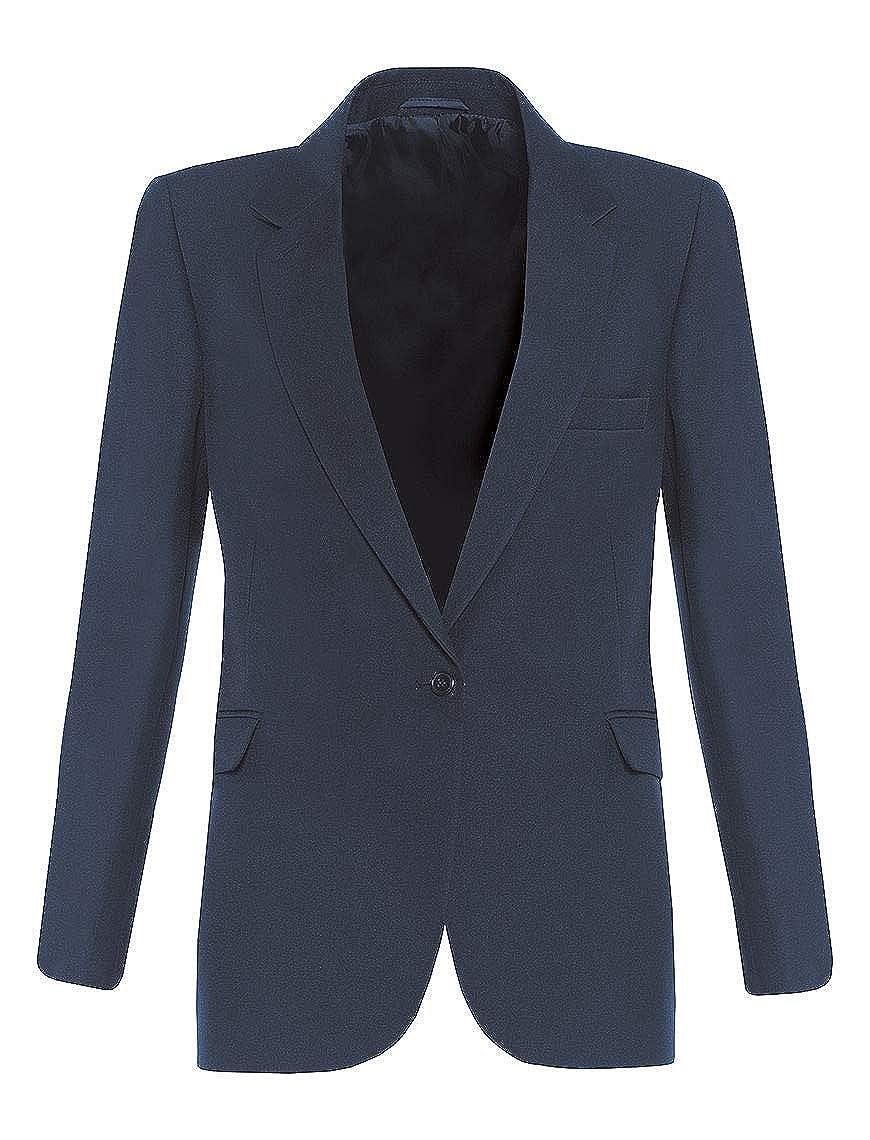 Bleu Marine 71 cm poitrine School Uniform 365 - Manteau - Fille