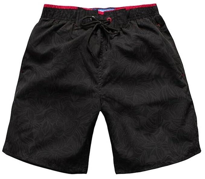 Tailloday Herren Shorts Hawaii Badeshorts und Badehosen Surfshort:  Amazon.de: Bekleidung