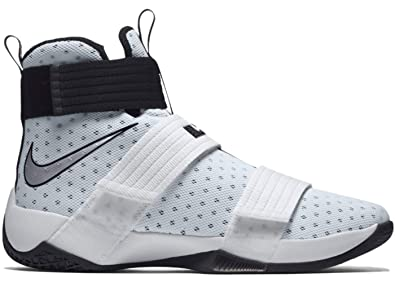 de5edae207c Nike Lebron Soldier 10 Basketball Shoe (10 M US