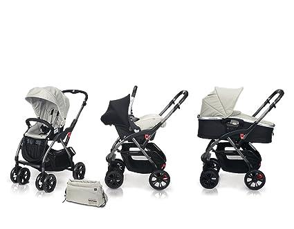 Casualplay 850106B - Cochecito Avant + portabebés Baby 0+ + ...