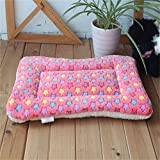 RunHigh Pet Heavy Duty Microsuede Whole Bed or Bed Cover for Cats & Dogs