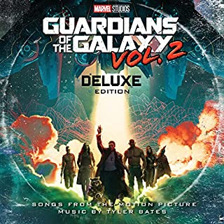 Guardians Of The Galaxy Vol. 2: Awesome Mix Vol. 2 (Deluxe Edition) [2 LP]