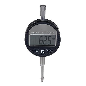 0.01//.0005/'/' Digital Electronic Dial Probe Indicator Test Gauge Ranging 0-12.7mm