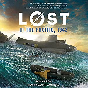 Lost in the Pacific, 1942: Not a Drop to Drink Audiobook