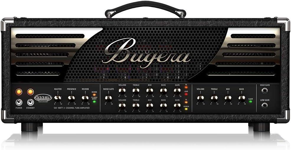 Bugera 333XL - Amplificador guitarra infinium amplific valvulas ...