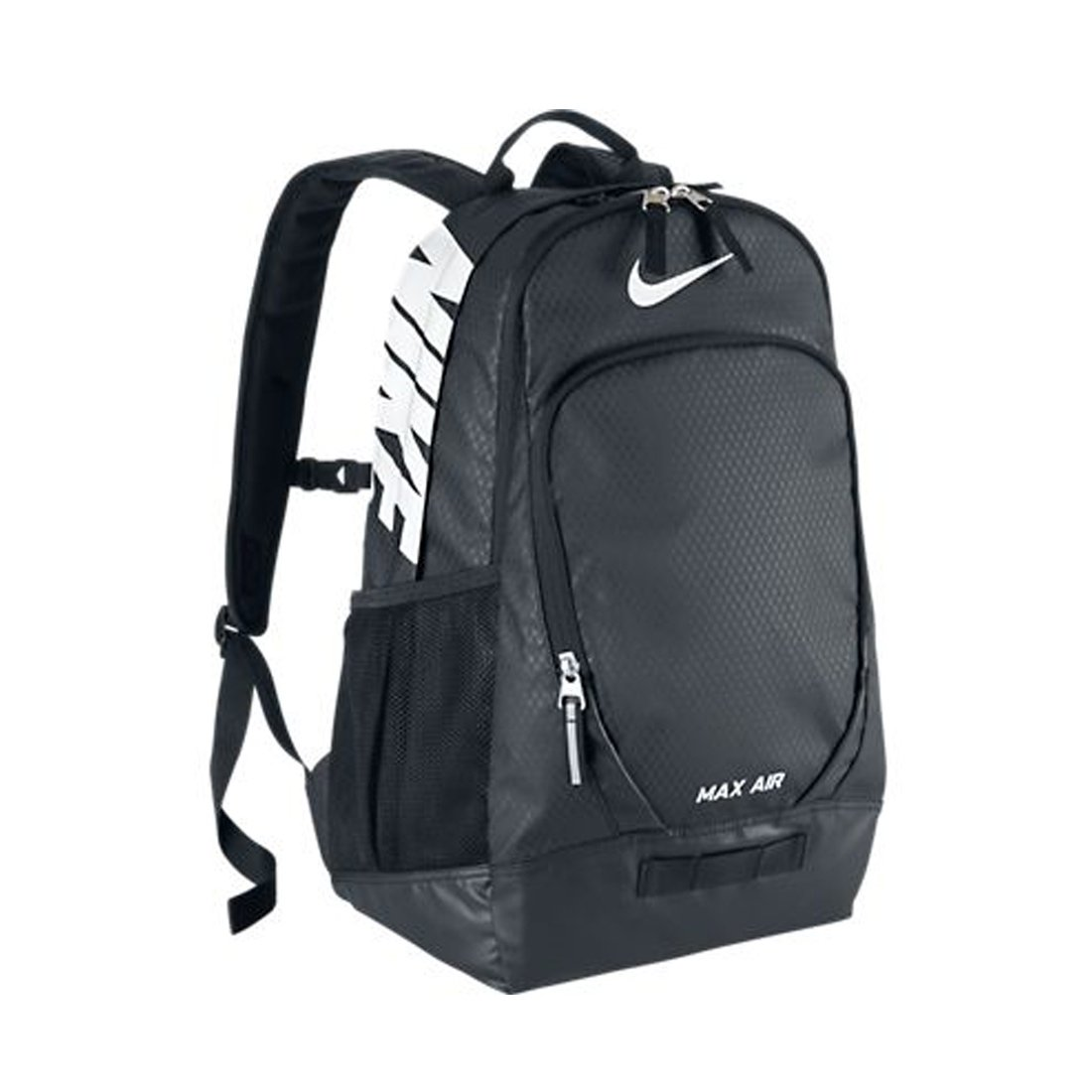 black nike air max backpack