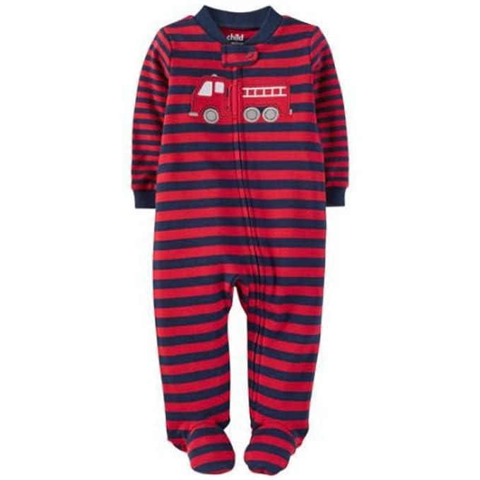 9ba88b3ea184 Amazon.com  Carter s Child Of Mine Newborn Baby Boy Sleep N Play ...