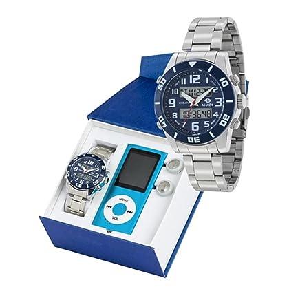 b84bdfc41d4c Reloj Marea + MP4 Niño B35281 4. Consiste en un pack original de la marca  Marea