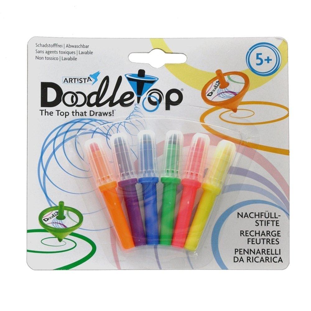 Doodletop Design Set Artista Stück Deutsch 2018 Bastel- & Kreativ-Bedarf für Kinder Malen & Zeichnen-Sets für Kinder