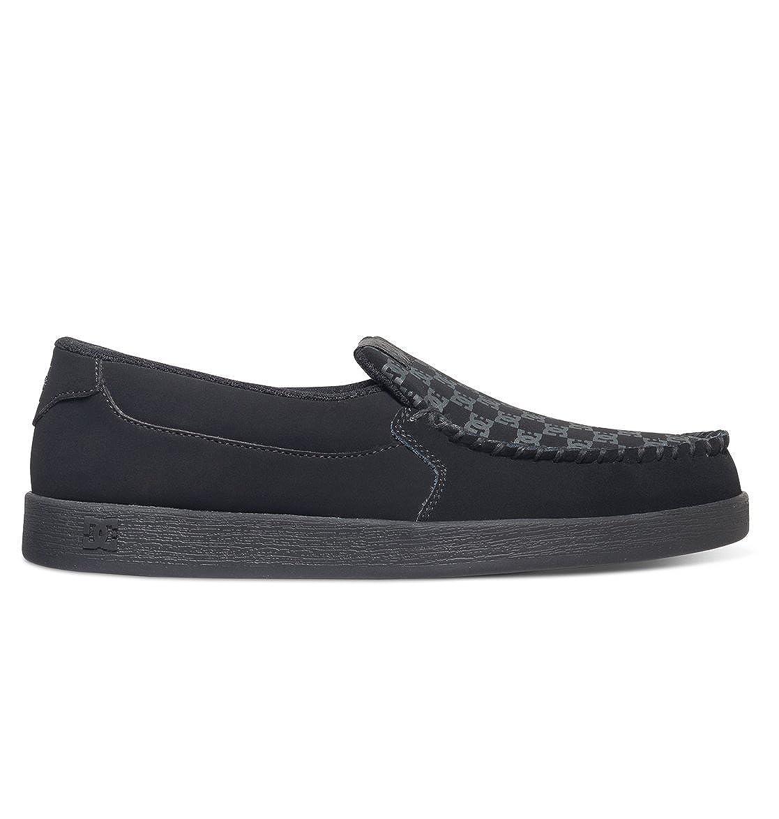 Noir (Mit Aufdruck) DC chaussures Villain TX, Baskets Homme 39.5 EU