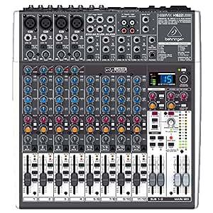 Behringer X1622USB - X1622 usb mezclador para directo x-1622 usb und.