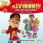 Meine verrückte Schwester (Alvin und die Chipmunks - Hörspiel 5)   Thomas Karallus