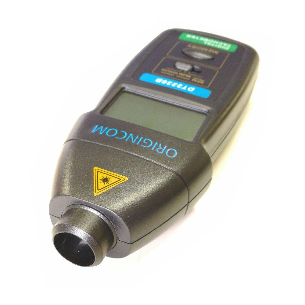 回転計 タコメーター メモリ機能搭載回転速度を計測 接触・非接触両用型 Tachometer DT2236B