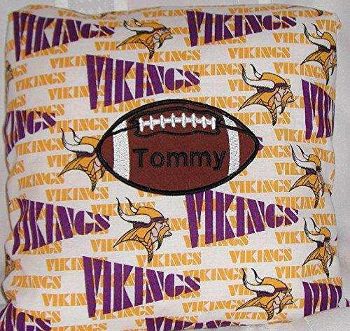 the latest db2b8 98686 Amazon.com: Minnesota Vikings Football Fabric Personalized ...